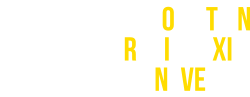 Logo blanc et jaune de l'Association Radio Taxis de Nevers